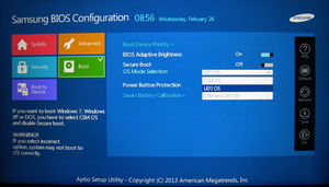 Samsung ATIV Smart PC Pro (XE700T1C) - Organic Design