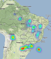 Lightning strikes in Brazil.png